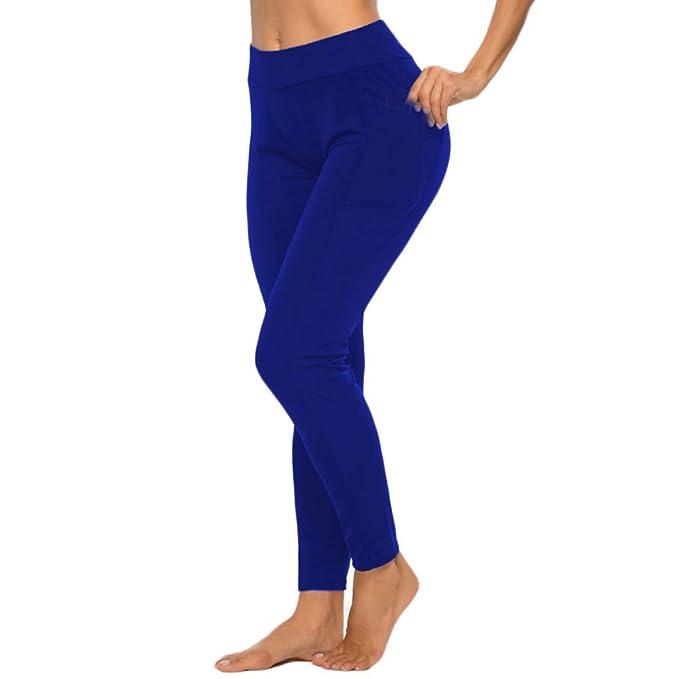 Xinantime Leggings Yoga Mujeres, Pantalon EláSticos Running ...