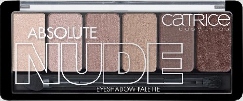 Catrice Absolute Eye Shadow Palette Color 010 All Nude 0.21 oz