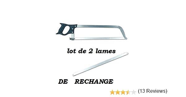 70413 PRADEL EXCELLENCE Serra de carnicero 46 cm con hoja de recambio