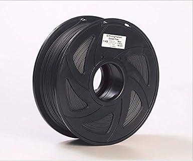 Jillier 3D Impresora consumibles 1,75 mm filamento PLA fibra de ...