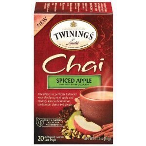 Twining Tea Tea Chai Spiced Apple
