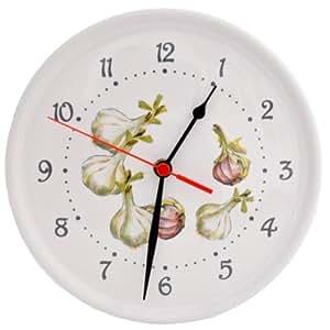 Abbiamo Tutto Garlic Kitchen Clock Timer, 8.25-Inch