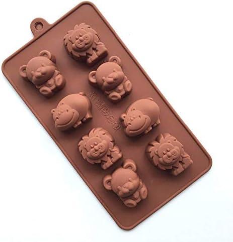 FSHB DIY handgemachte silikon backform Tier Schokolade Kinder Kuchen dekorieren Tools Kuchen Formen