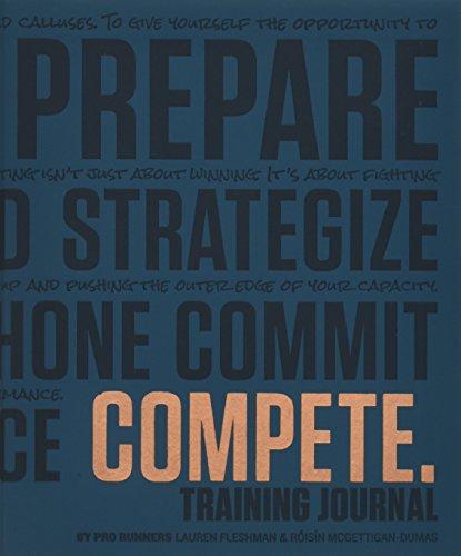 COMPETE Training Journal (Believe Training Journal) - Field Training