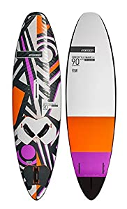 RRD Freestyle Wave Wood V4 Windsurfboard 2017 - 90L