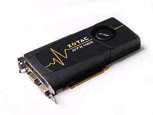 Zotac 607MHz/3206MHz GeForce GTX 465 1 GB 256-bit Graphic Card ZT-40301-10P