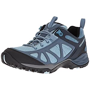 Merrell Women's Siren Sport Q2 Hiking Boot, Blue, 8 Medium US