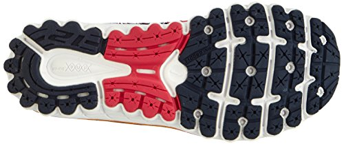 Rot Brooks 646 Zapatos 12 Schwarz Orange Mujer Glycerin TfwIfrx7q6