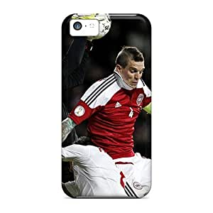 FZS638bKqX Phone Case With Fashionable Look For Iphone 5c - Liverpool Daniel Agger