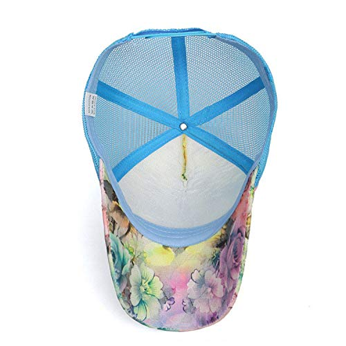 326c8f529153c Baseball Caps for Women Hats Streetwear Vintage Rick and Morty Bangtan Hip  Hop Golf Pokemon K-Pop Casquette Blue at Amazon Women s Clothing store