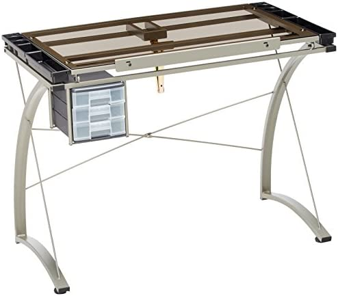 Artist Drafting Table Desk Champagne