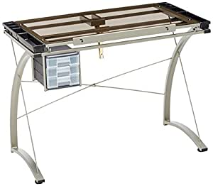 Amazon Com Coaster Desks Artist Drafting Table Desk