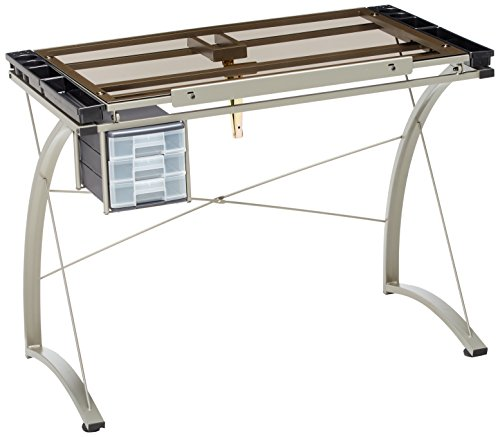 Artist Drafting Table Desk Champagne ()