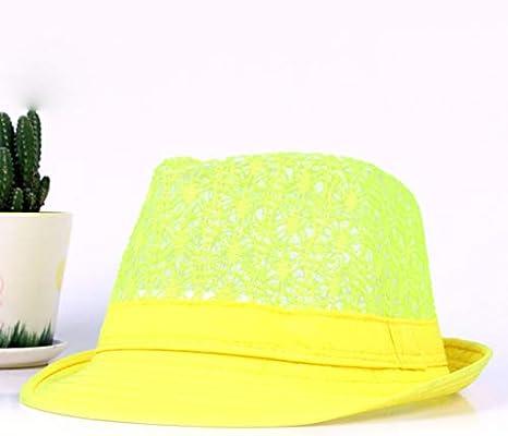 Sombrero de Sol para niños, MINXINWY Sombrero al Aire Libre para ...