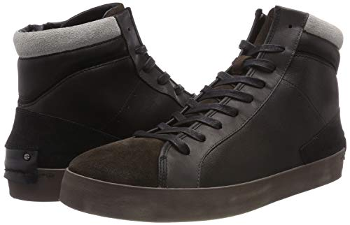 Alto 20 11040aa1 London 020 Nero A Sneaker Crime Collo Uomo nero ZxYqwAC