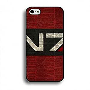 Back Customzied Funda for Iphone 6plus/6splus(5.5 inches) Funda for Mass Effect Game Series Funda