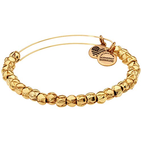 Alex & Ani Traveler Gold Bracelet