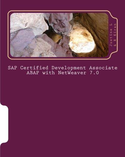 Download SAP Certified Development Associate ABAP with NetWeaver 7.0 pdf