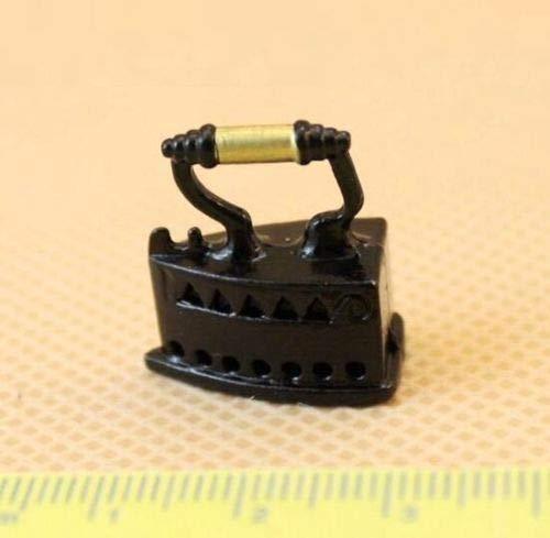 Agordo Dollhouse Mini Metal Iron Dollhouse Miniature for sale  Delivered anywhere in USA