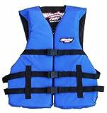 Universal Adult Life Jacket Oversize 2XL/3XL - Blue