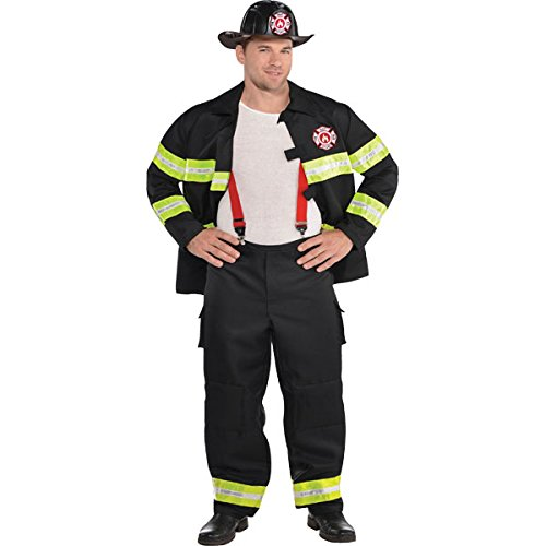 Rescue Me Costume (Rescue Me Costume - X-Large - Chest Size 46)