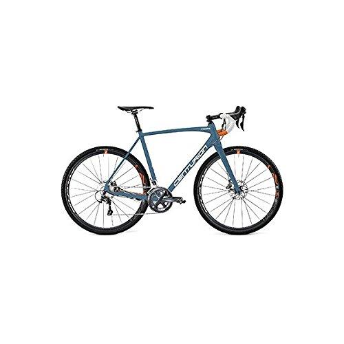 センチュリオン(CENTURION) ロードバイク CROSSFIRE 4000 47 D.マリン/オレンジ 2018 53cm B07DL4PFH7