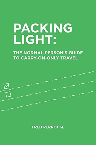 Packing Light: The Normal Person