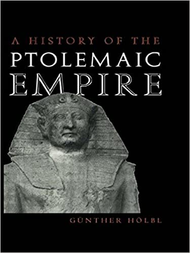 Book A History of the Ptolemaic Empire