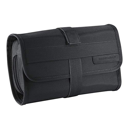 Briggs & Riley Baseline Compact Toiletry Kit, Black, Medium