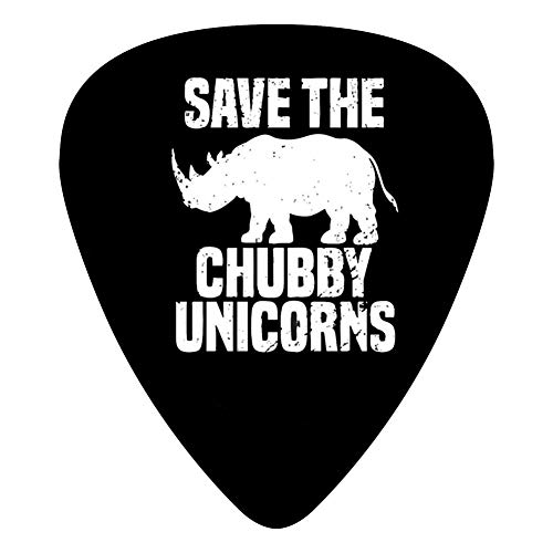 bd7a33304d Save The Chubby Nuicorns 351 Shape Medium Classic Celluloid Picks, 12-Pack,  For Electric Guitar, Acoustic Guitar, Mandolin, And Bass