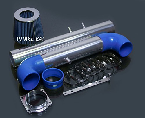 Blue 2000 2001 2002 Lincoln LS / Ford Thunderbird 3.9L 3.9L V8 Air Intake Kit Systems -  Intake Kai