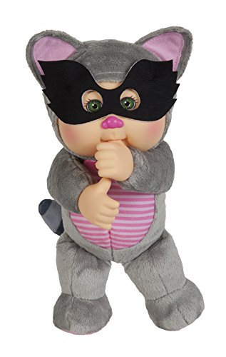 Cabbage Patch Kids 9'' Rusty Raccoon Cutie Doll by Cabbage Patch Kids