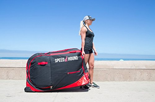 Flash Sale! Speed Hound FREEDOM Road and Mountain Bike Travel Bag/Case by Speed Hound (Image #7)