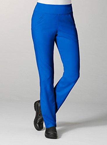 maevn-womens-eon-pure-yoga-7-pocket-scrub-pant-royal-blue-x-small