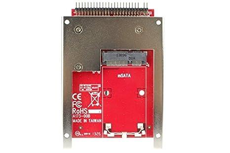 Amazon.com: Aleratec mSATA SSD a alta velocidad 9,5 mm 2.5 ...