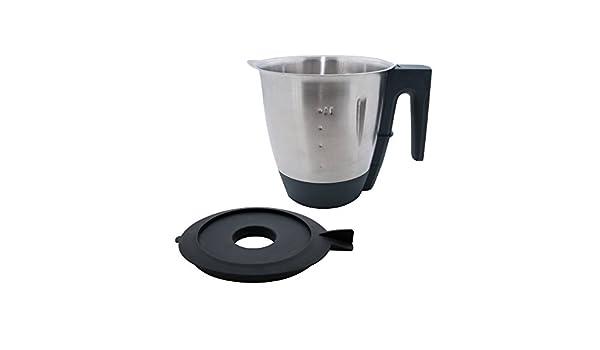 KitchenCook cuenco melangeur Cuisio cuenco para mezclar para robot olla Cuisio Pro: Amazon.es: Hogar