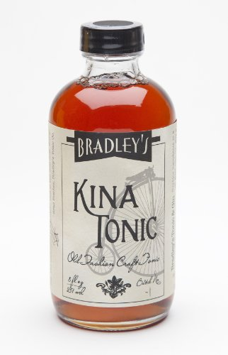 Bradley's Kina Tonic Syrup, 12-bottle Case by Bradley's Kina Tonic