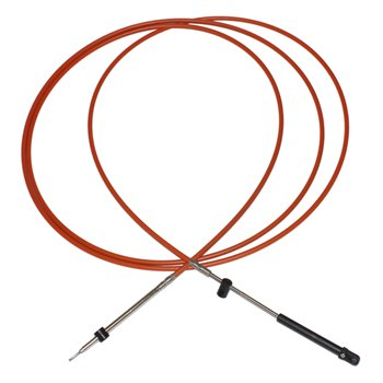 Outboard Control Mercury Cables (Control Cable 11FT Mercury Style High Efficiency)