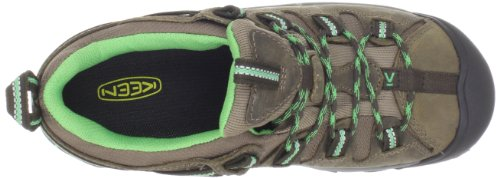 Black Women's Greenbriar Targhee Trail Waterproof Shoe II Keen Olive aUqwz