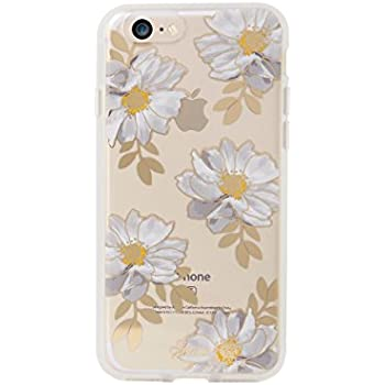 new product 15b25 2dab8 iPhone 8 / iPhone 7, Sonix Avery Bloom Cell Phone Case - Military Drop Test  Certified - Retail Packaging - SONIX Clear Case Series for Apple (4.7