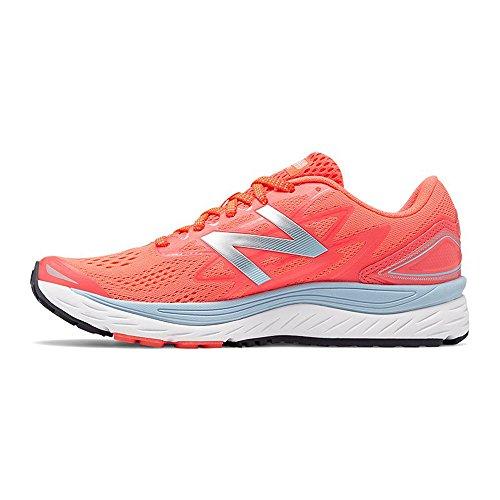 New Balance Zapato Running solvi Mujer Fuxia, N ° 41.5