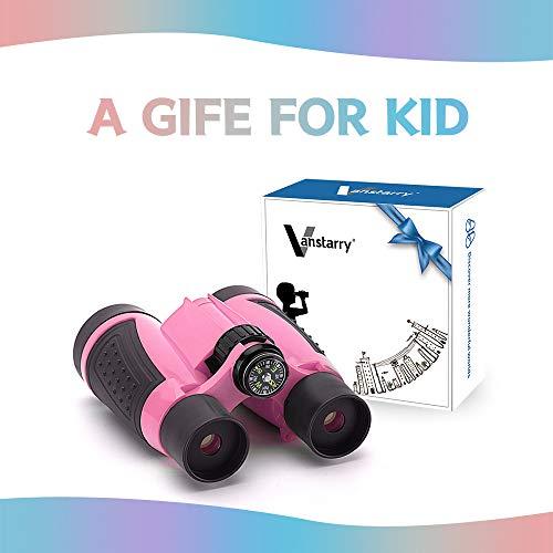 🥇 Vanstarry Kids Binoculars