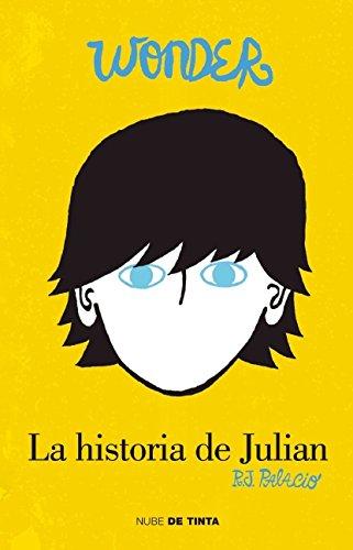 Wonder: La historia de Julián  (The Julian Chapter: A Wonder Story) (Spanish Edition)