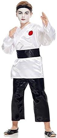 Aec cu260249/116 Disfraz niño samurái, 116 cm: Amazon.es ...