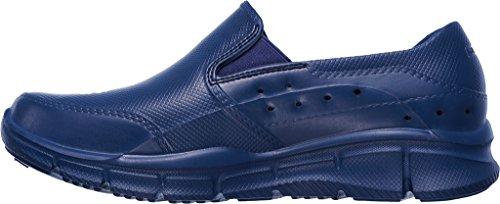 Skechers Hombres Ecualizador Womble Slip On Shoe Navy