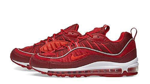 Freizeit Schuhe Red 9 Air Red Nike Größe Gym Habanero 98 Herren Se Red Max Team apUvAqU