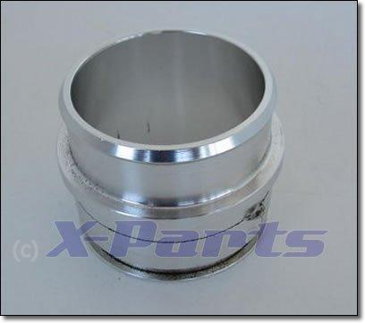 Klick Verbinder 50,3mm auf 60,4mm 1010806 Adapter Schlauch