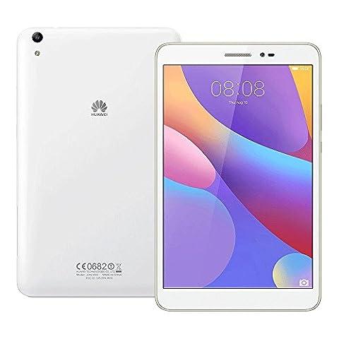 Huawei MediaPad T2 8 Pro (JDN-L01) 8.0-Inch 2GB RAM / 16GB ROM 4G LTE FACTORY UNLOCKED Tablet PC - International Stock No Warranty (Octacore Huawei)