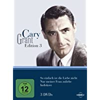Cary Grant Edition 3 [3 DVDs]