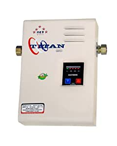 Titan N 100 Tankless Water Heater 220 V 49 Max Amps